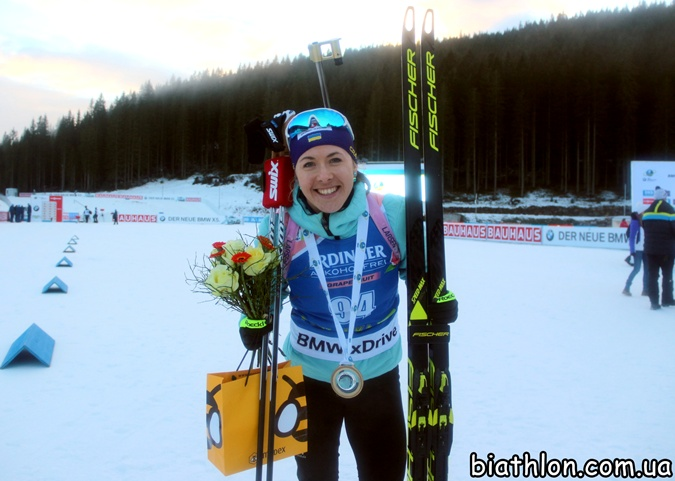 Юлия Джима Фото biathlon.com.ua