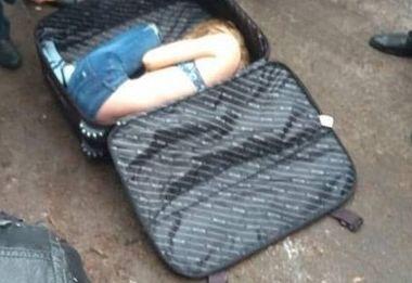 Стало известно имя девушки, чье тело нашли в чемодане в Днепре фото 2