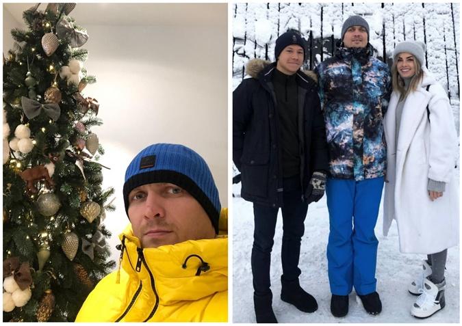 В ожидании соперников: Усик уехал в Лапландию, а Ломаченко объедается раками фото 1