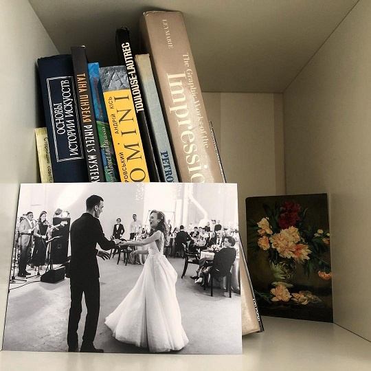 Снимок со свадьбы Анны Кошмал. Фото: Инстаграм