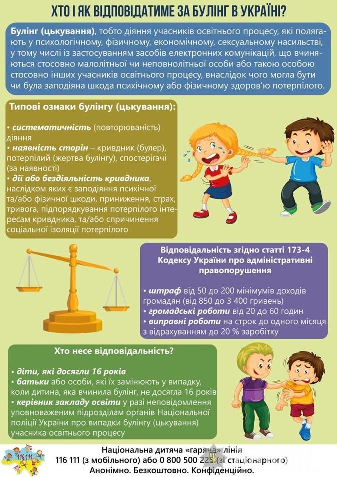 На Херсонщине суд наказал за буллинг в интернете ученика, 3 родителей и директора школы фото 1