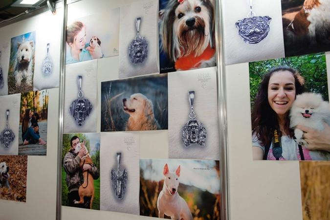Харьковчанка сделала из серебра 51 породу собак и попала в Книгу рекордов фото 3