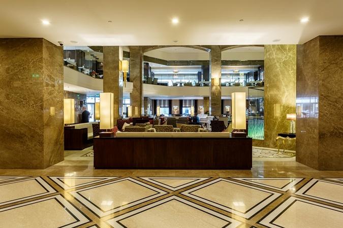 Luxury-отель Ярославского Kharkiv Palace 5* — победитель в двух номинациях престижной международной премии