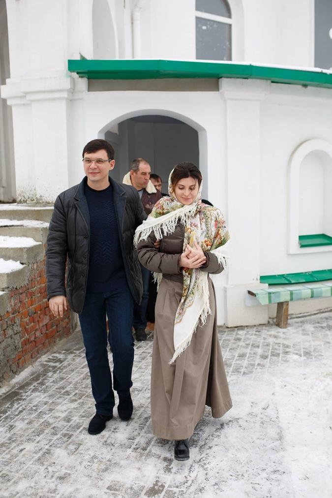 Евгений и Валерия дали друг другу шанс быть счастливыми и жить в любви.