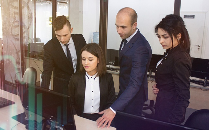 Профессионализм руководителя филиала — залог того, что клиенты достигнут своих целей.