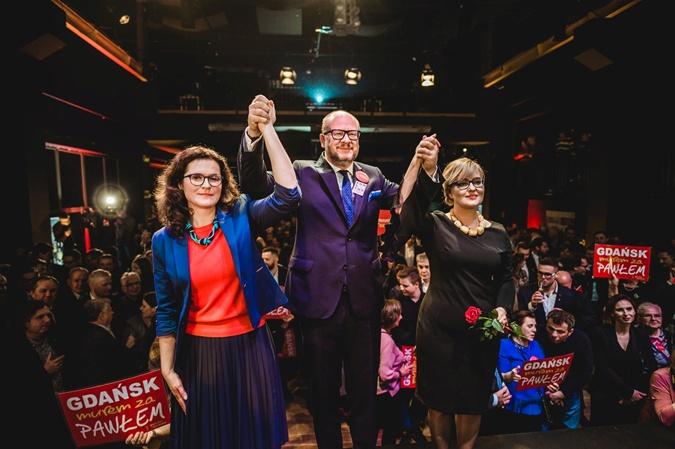 Новым мэром Гданьска стала 39-летняя мать-одиночка фото 2