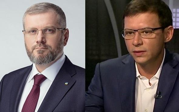 Вилкул и мураев: объединение с прицелом на выборы в Раду?