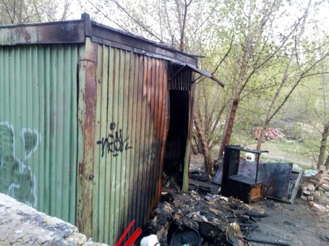 В Запорожье при пожаре погибли трое, один пострадавший в больнице.