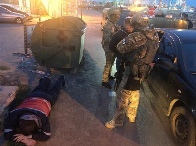 Задержан причастный к наркотраффику гражданин Молдовы.