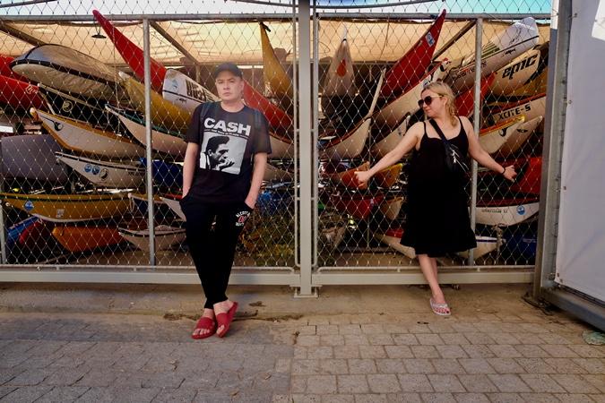 Без грима. Фото: Алекс Бронштейн/Андрей Уренев