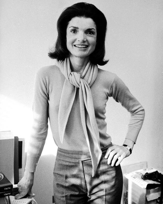 Жаклин Кеннеди: редактор Vogue и дважды вдова фото 1