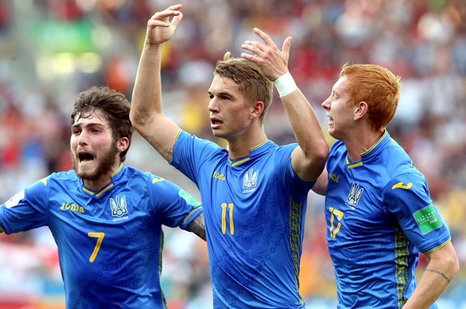 Сборная Украины впервые в истории выиграла чемпионат мира среди команд U-20 фото 3