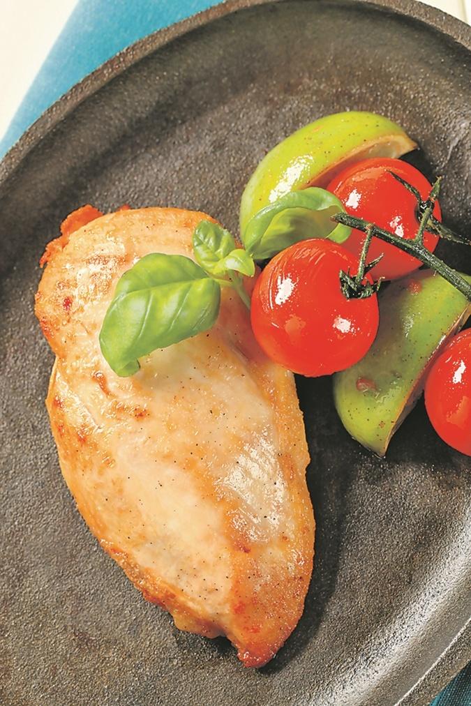 Лучшие блюда из куриного филе фото 1