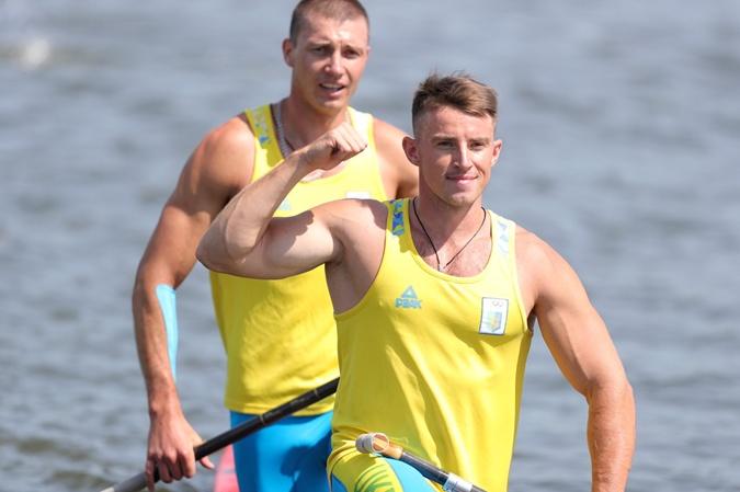 Европейские игры: Украина завоевала еще две серебряные медали фото 1