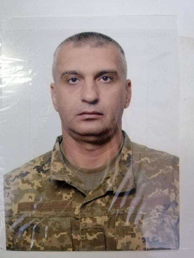 Майборода Сергей погиб 1 июля при обстреле санитарной машины в ООС.