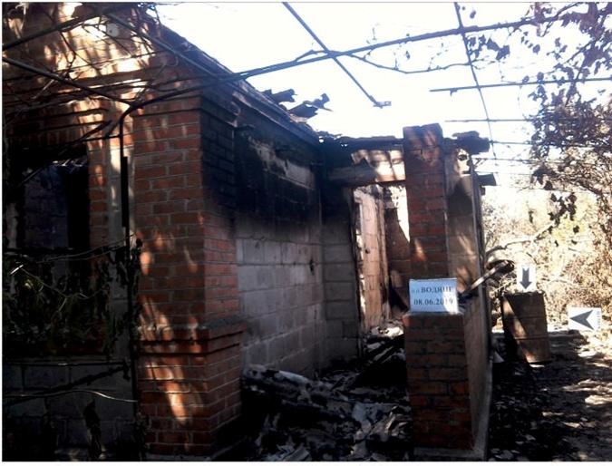 В Донбассе обстреляли Водяное и Екатериновку фото 4