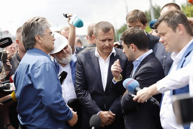 Владимир Зеленский и Борис Филатов заключили пари фото 1
