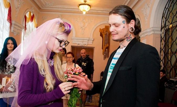 Таня и Руслан поженились в 2014 году – и развелись спустя два года супружеской жизни. Фото: соцсети