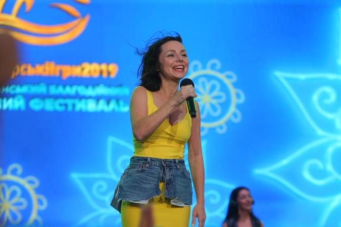 Наталья Гордиенко. Фото: пресс-служба