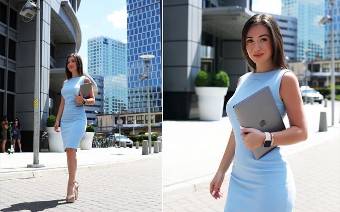 Эльвира Гаврилова — бизнес-эксперт, главный редактор журнала Financoff, продюсер, модельер.