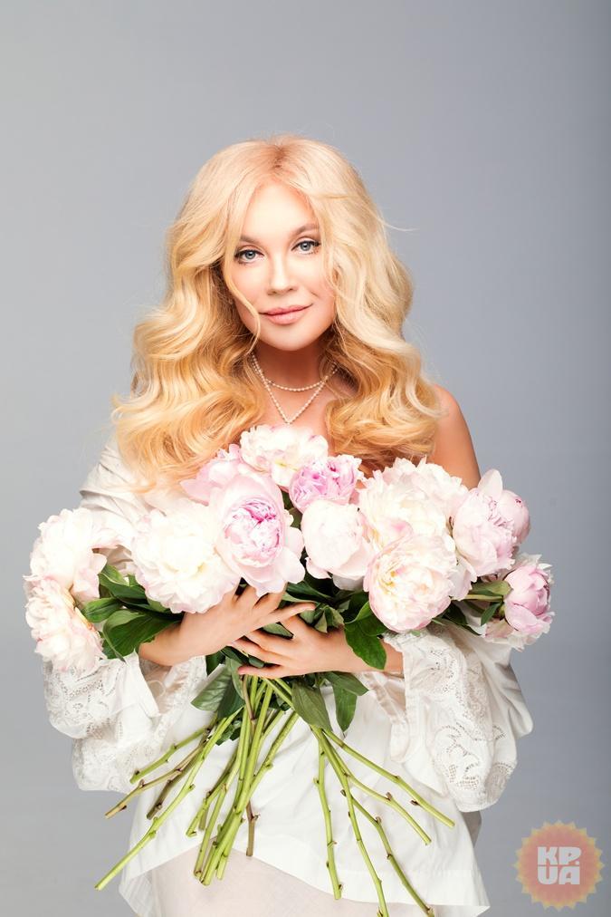 Таисия Повалий не давала сольных концертво в Украине с 2009 года. Фото: личный архив