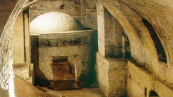 Подземелье в Виннице. Фото: vlasno.info.
