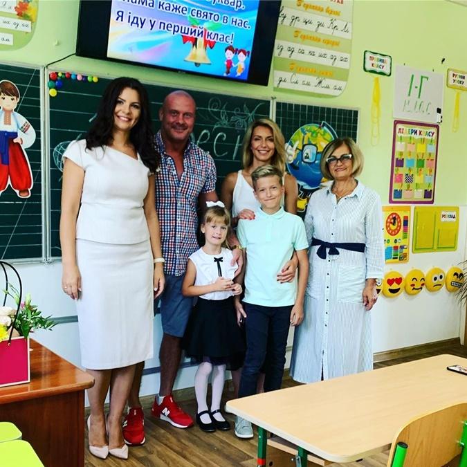 Боржемская и Узелков в разводе, но время с дочкой проводят вместе. Фото: Инстаграм