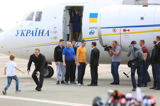 Большой обмен: Кого и какой ценой Зеленский вернул в Украину из тюрем России? фото 1
