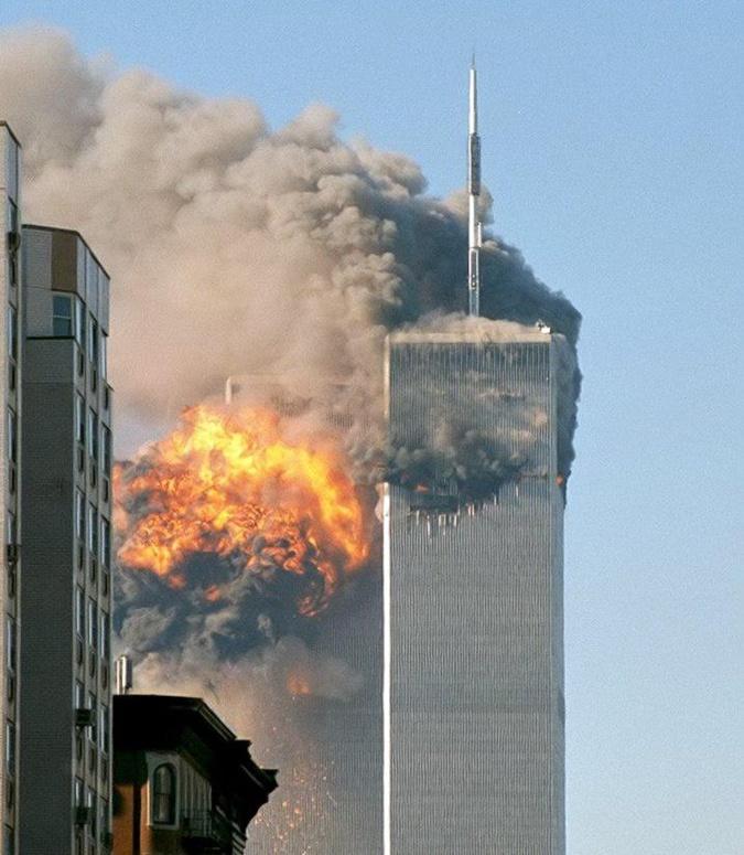 В США вспоминают жертв самого страшного в истории теракта [фото,видео]