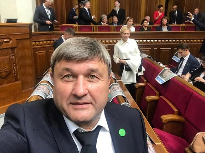 Фото: facebook.com/sluganarodu.lytvynenko.156