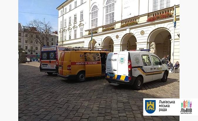 Фото: Львовский горсовет