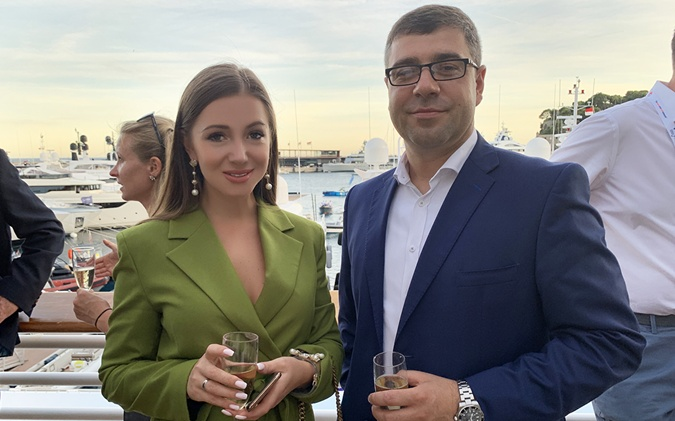 Богдан Терзи, маркетолог, стал участником бизнес-мероприятий на Монако яхт-шоу
