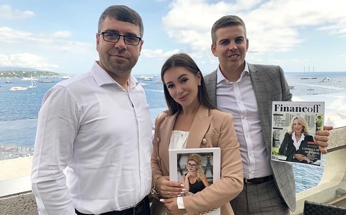 План продвижения проекта Amaala в интернете предложил Богдан Терзи. Маркетолог ведет переговоры с создателями проекта.