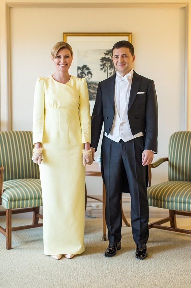 Елена Зеленская. Фото: офис президента