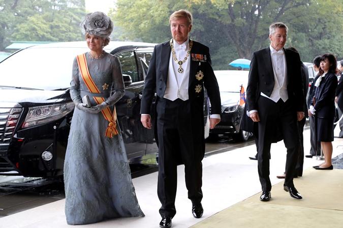 Королева Нидерландов Максима. Фото: REUTERS