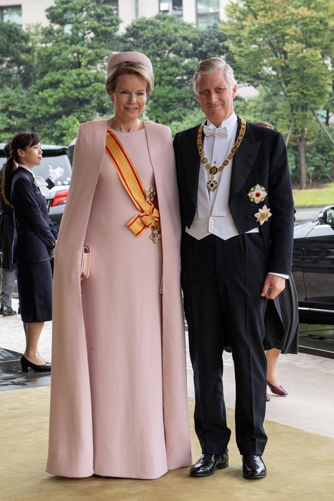 Королева Бельгии Матильда. Фото: REUTERS