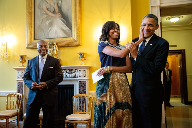 Фото: OFFICIAL WHITE HOUSE PHOTO BY LAWRENCE JACKSON