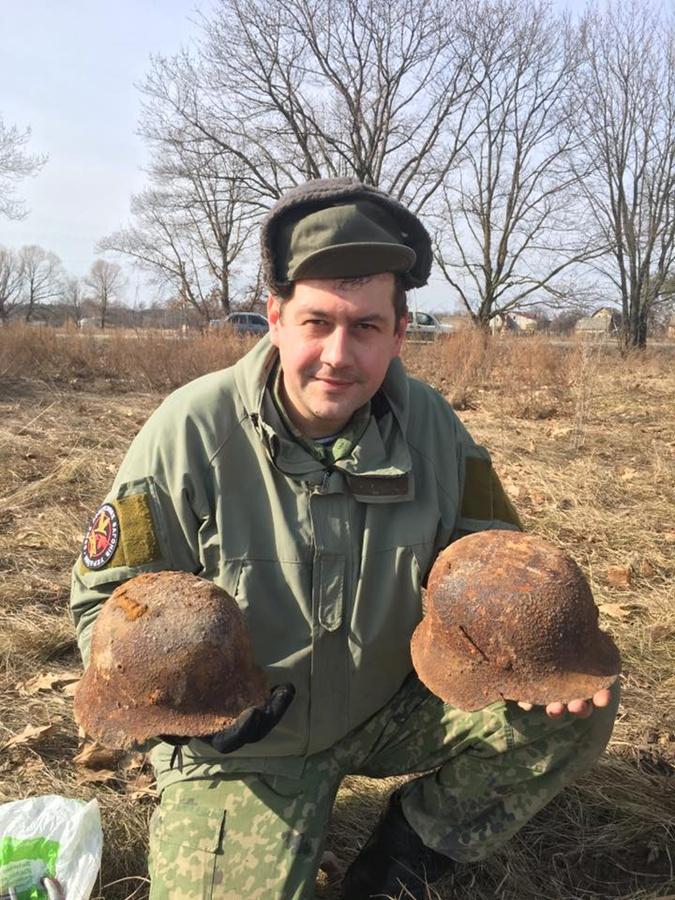 Дмитрий Заборин.
