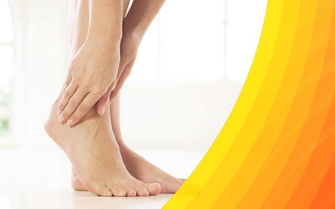 Главные причины возникновения отека ног