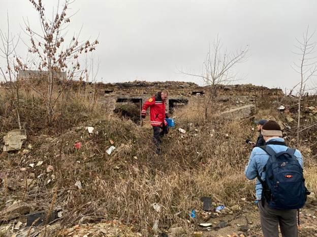 На территории недействующего киевского завода норма ртути оказалась превышена в несколько раз