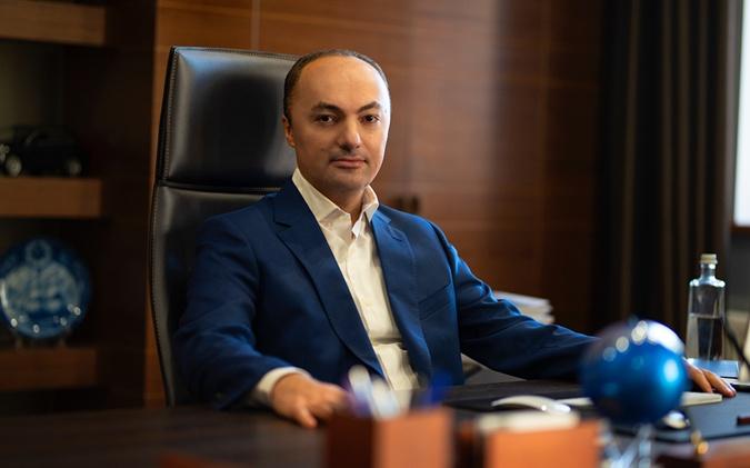 Ваган Симонян (Одесса) — бизнесмен и благотворитель занимает видное место среди членов армянской общины.