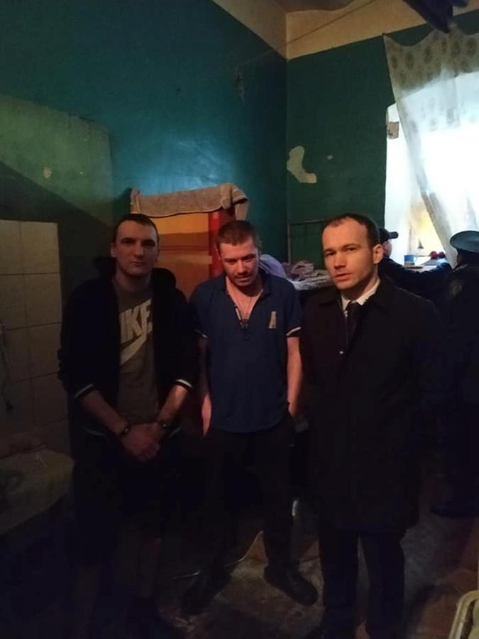 Малюська и арестанты Лукьяновского СИЗО, которые уже по 3 года ждут приговора.