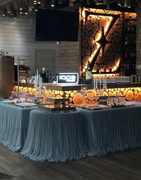 Дизайнер выложила несколько фото с праздника. Фото:nstagram.com/lusi_event/
