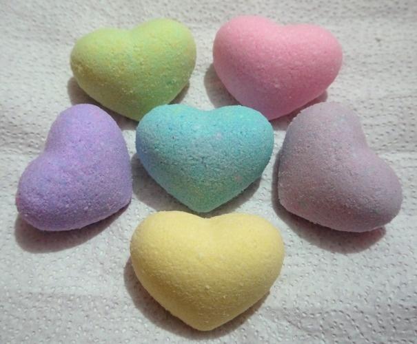Сердечки станут прекрасным подарком на День святого Валентина. Фото: elenaneobychaynay.blogspot.com
