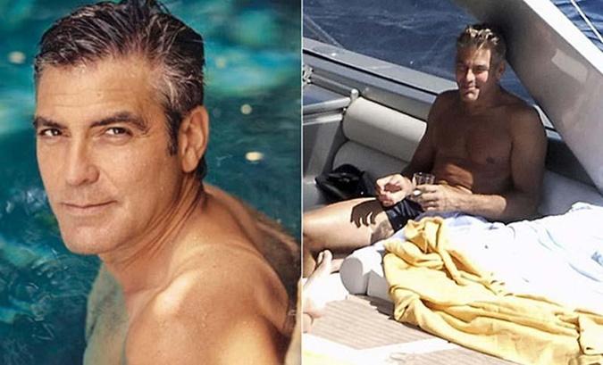 Джордж Клуни.
