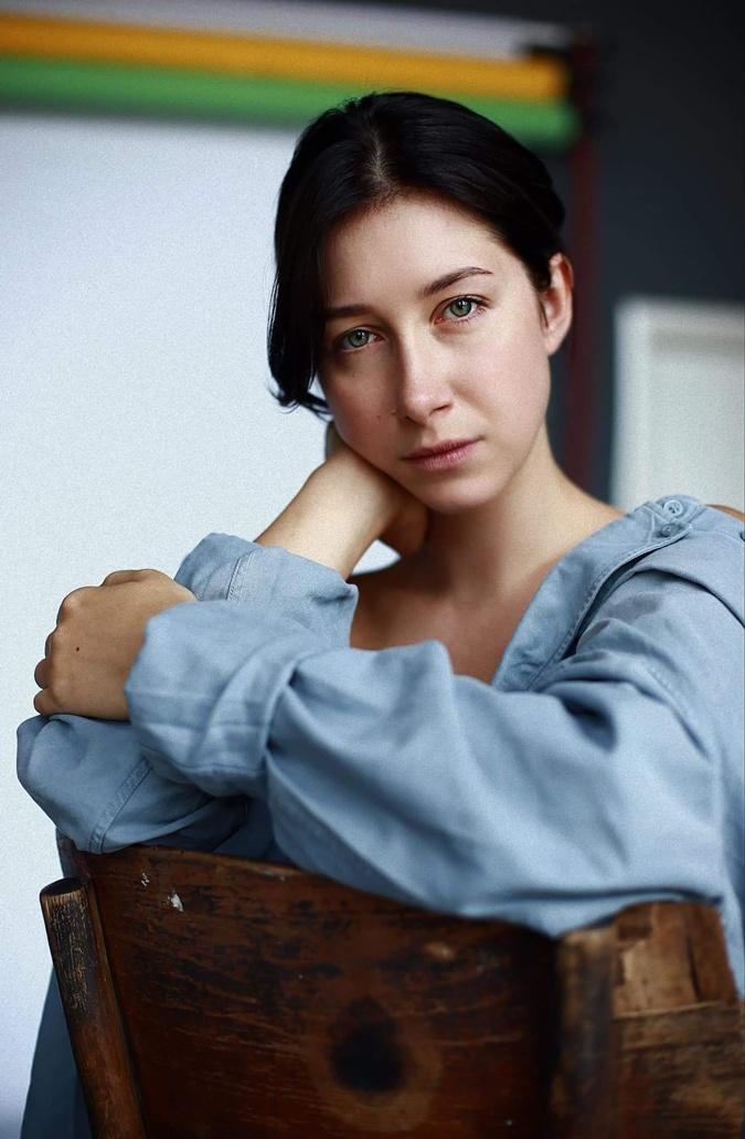 Старшая дочь телеведущей Стася Ровинская. Фото: Фейсбук