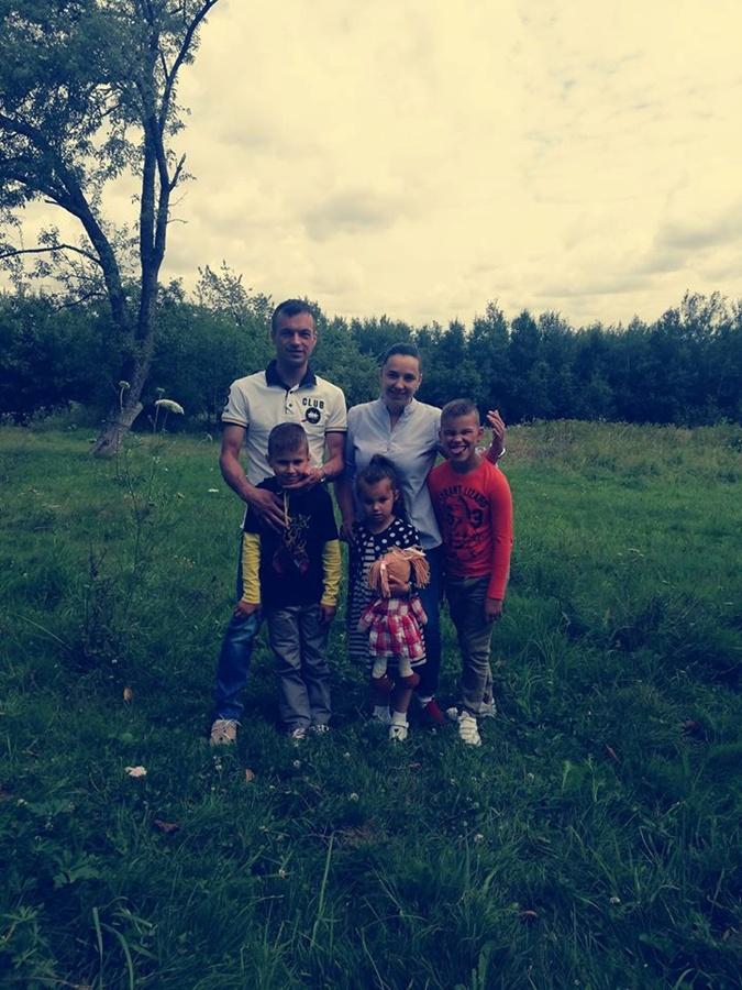 Родные простят Марину Сумарнюк-Андрюк бросить все и уезжать из Италии.