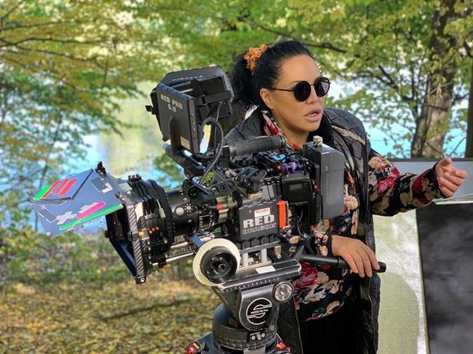 Режиссер говорит, что сериалы – это ремесло, она же творит искусство. Фото: Личный архив Байрак