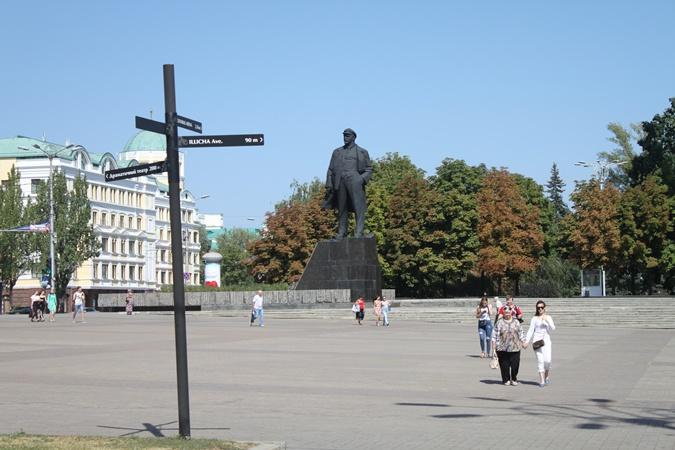 Жители Донецка: Прекрасные идеи президента о мире на Донбассе разбились о камень реальности