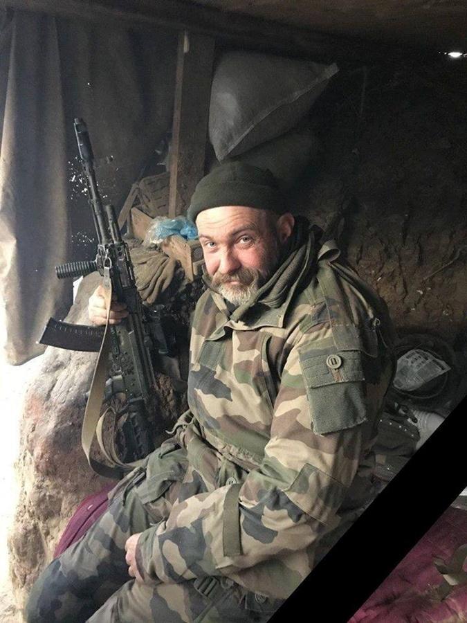 Старший сержант Виталий Вульчин служил в разведке. Фото: Соцсети